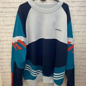 Adidas Mens Chop Shop Crewneck Sweatshirt XL